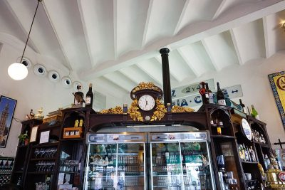 Casa Cuesta - Reloj