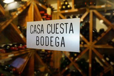 Casa Cuesta - Bodega
